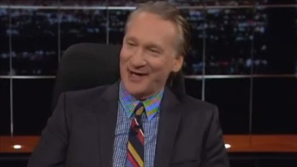 Bill Maher: Supreme Court ruling on political spending was 'written by The Little Mermaid'