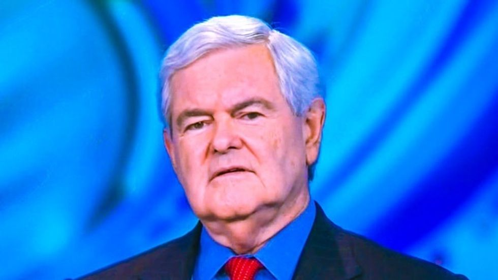 Internet rips 'draft-dodging coward' Gingrich for praising Japanese 'brilliance' in Pearl Harbor attack