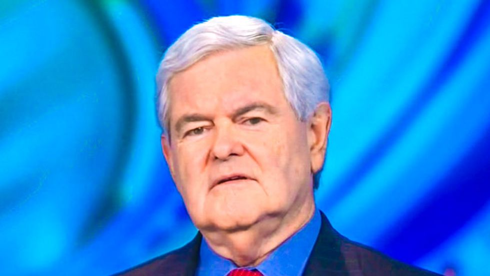 Newt Gingrich: Unlimited campaign donations will 'equalize the middle class and the rich'