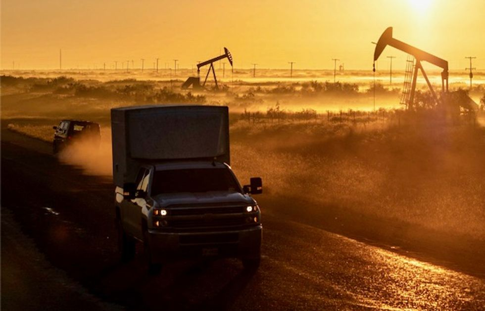 As oil and gas exports surge, West Texas becomes the world's  'extraction colony'
