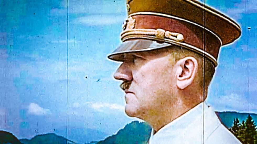 Oops: Scientists sequence DNA and find Hitler mistakenly married a Jew hours before he died