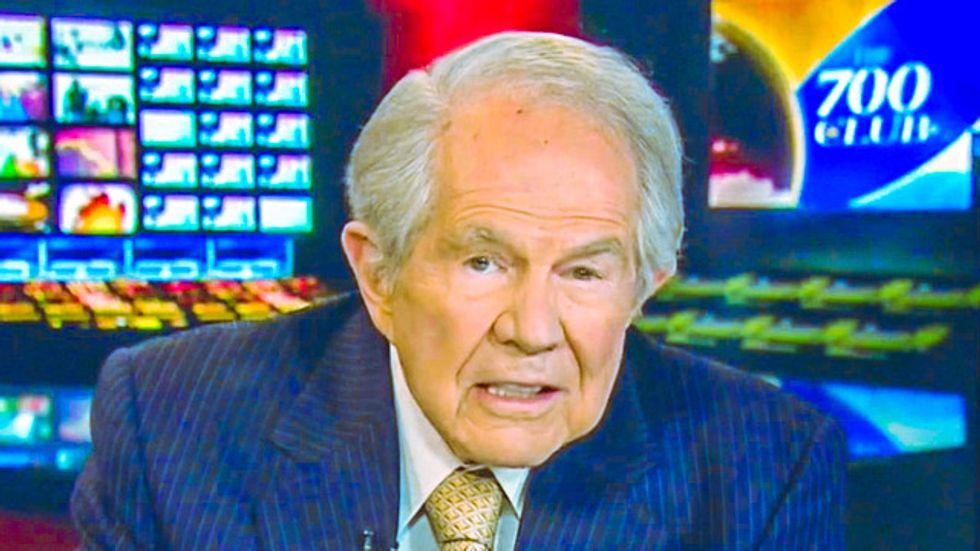 Pat Robertson: If Mozilla CEO is anti-gay then my 'God almighty is a hater' too