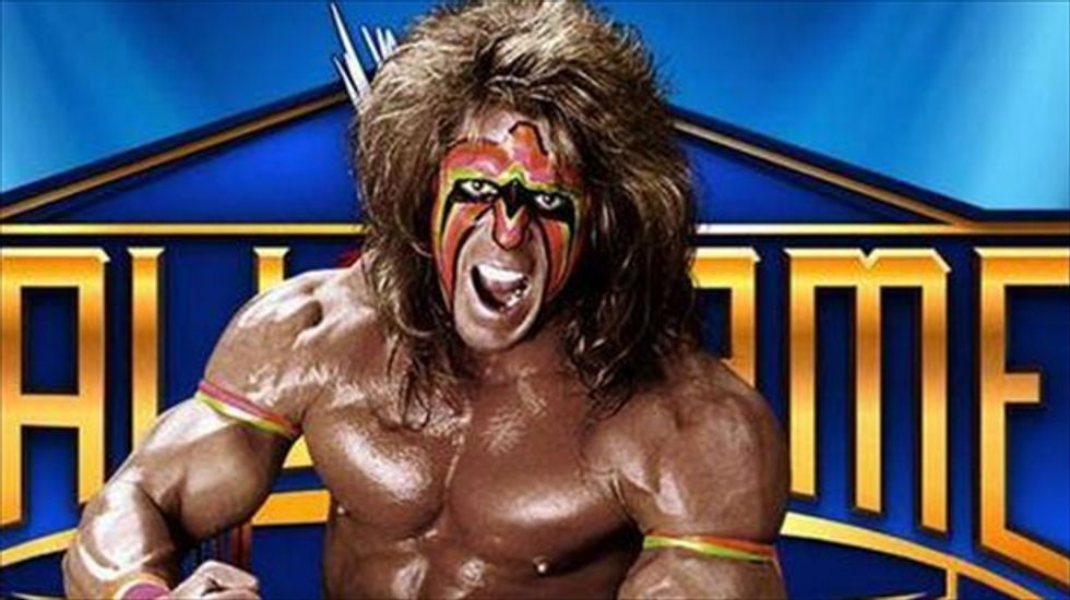 Pro wrestling star 'The Ultimate Warrior' dead at 54
