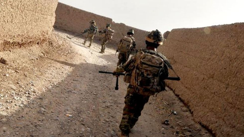 US major general shot dead by Afghan soldier: New York Times