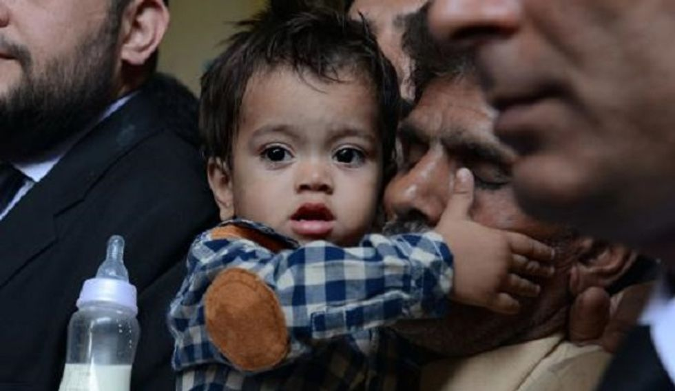 Pakistan court drops attempted murder case against baby