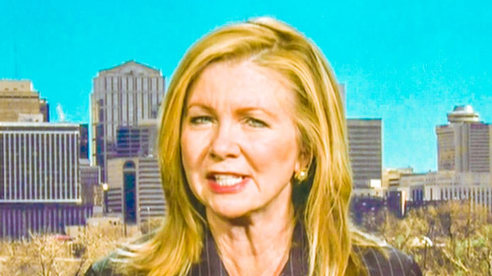 Marsha Blackburn defends blocking equal pay law: GOP 'led the fight for women's equality'