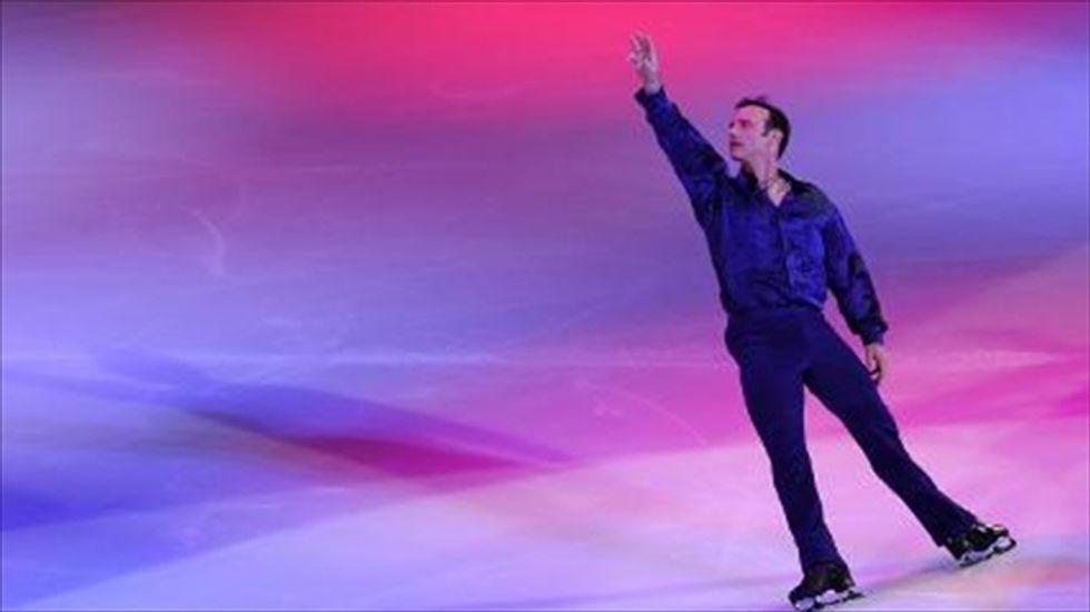 U.S. Olympic delegate Brian Boitano announces he's gay