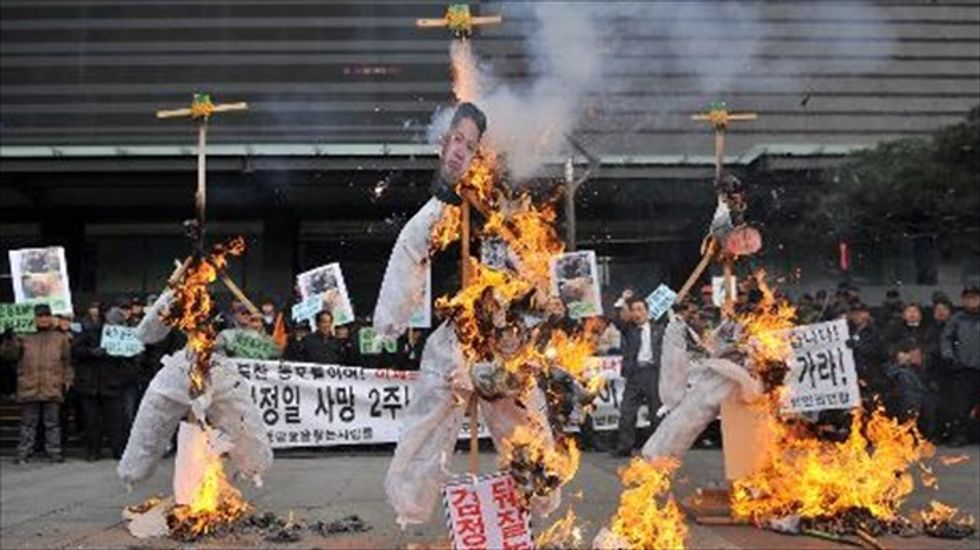 North Korea warns South of 'merciless' strike for Kim dynasty effigies