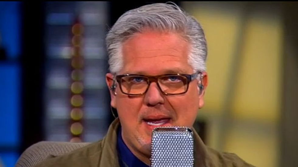 Bundy Ranch supporters lash out at Glenn Beck after he suggests they should avoid violence