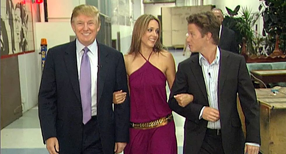 REVEALED: Donald Trump used his Trump Tower secretary to trick his buddies' wives into sleeping with him