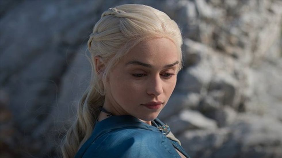 New Jersey college teacher suspended for daughter's 'Game of Thrones' shirt
