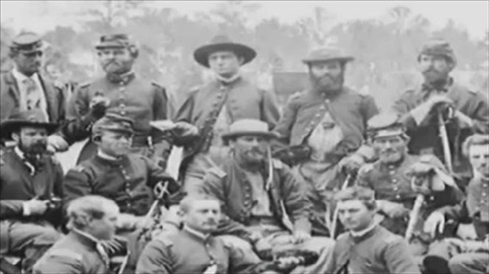 Texas county votes unanimously to make April 'Confederate History and Heritage Month'