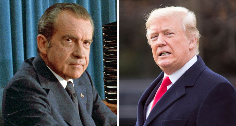 Congresswoman who voted to impeach Nixon lays out a compelling case for prosecuting Trump