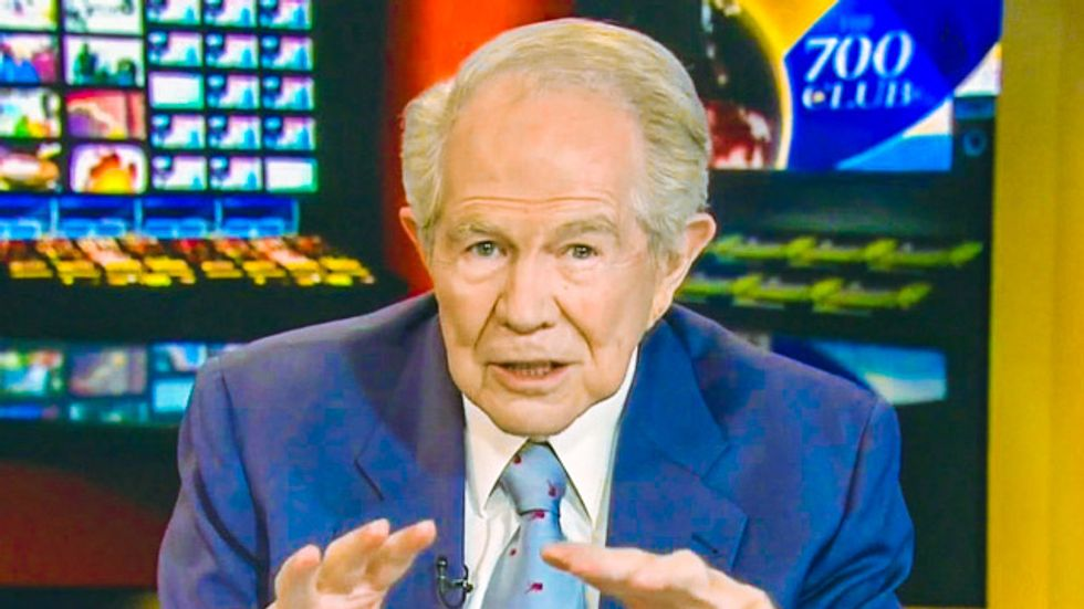 Pat Robertson: Jesus said an asteroid could destroy Earth next week