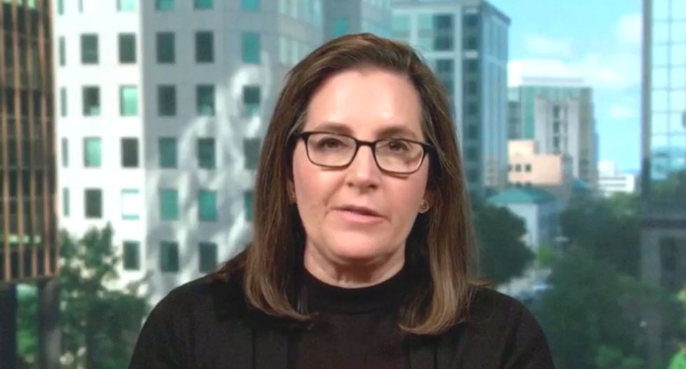 Former prosecutor calls Trump 'dangerous' for trying to be more powerful than the Supreme Court