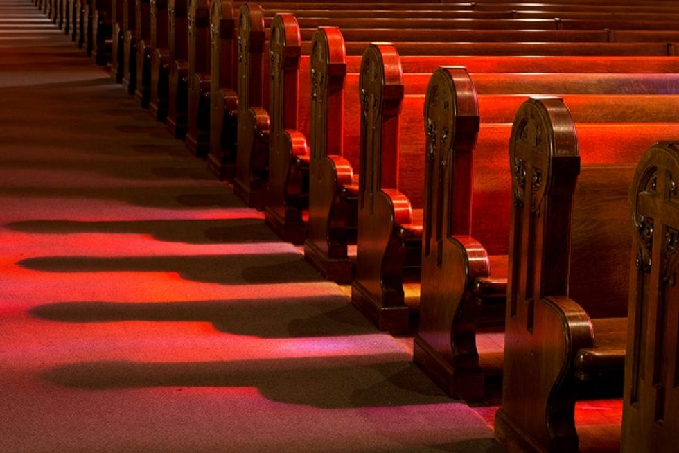 Shooter at South Carolina church sat with churchgoers before opening fire: police