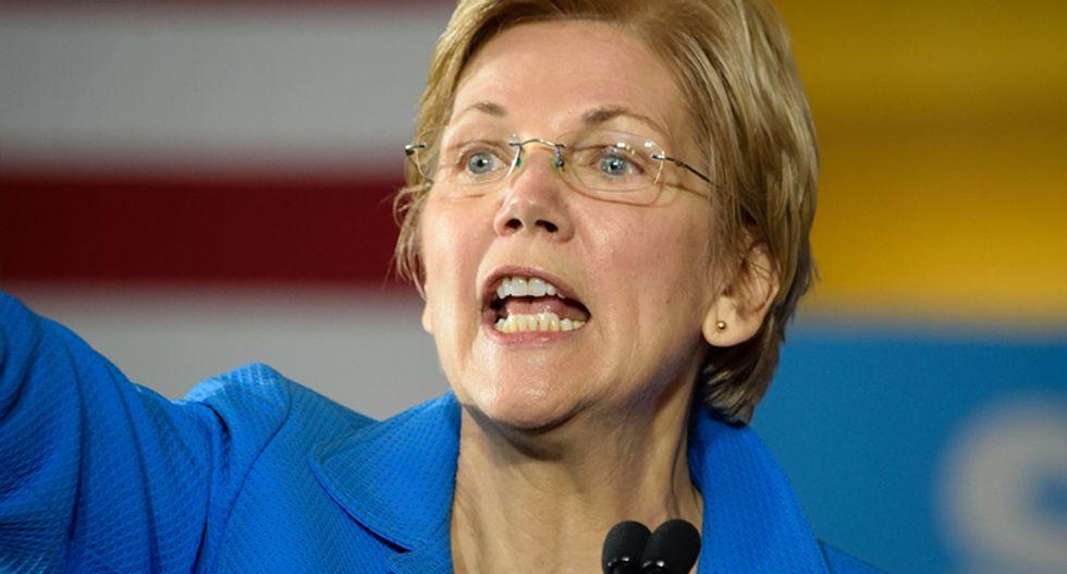 'Junk this cruel bill': Elizabeth Warren unloads on Trumpcare in epic tweetstorm