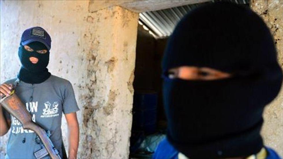 Mexican mayor arrested in key drug port for Knights Templar cartel