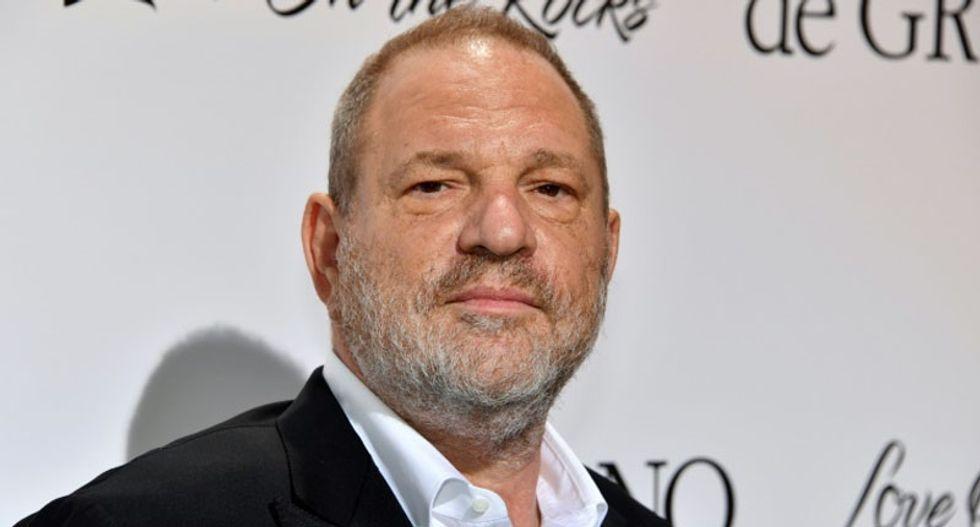 British actress sues Harvey Weinstein in New York alleging sex trafficking