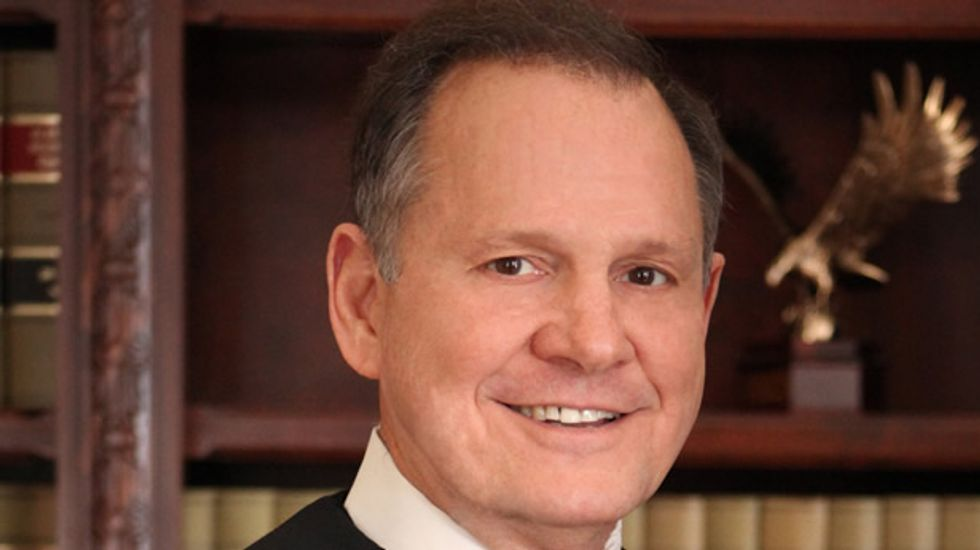 Bible-thumping Alabama chief justice attacks 'foolish' city for allowing non-Christian prayers