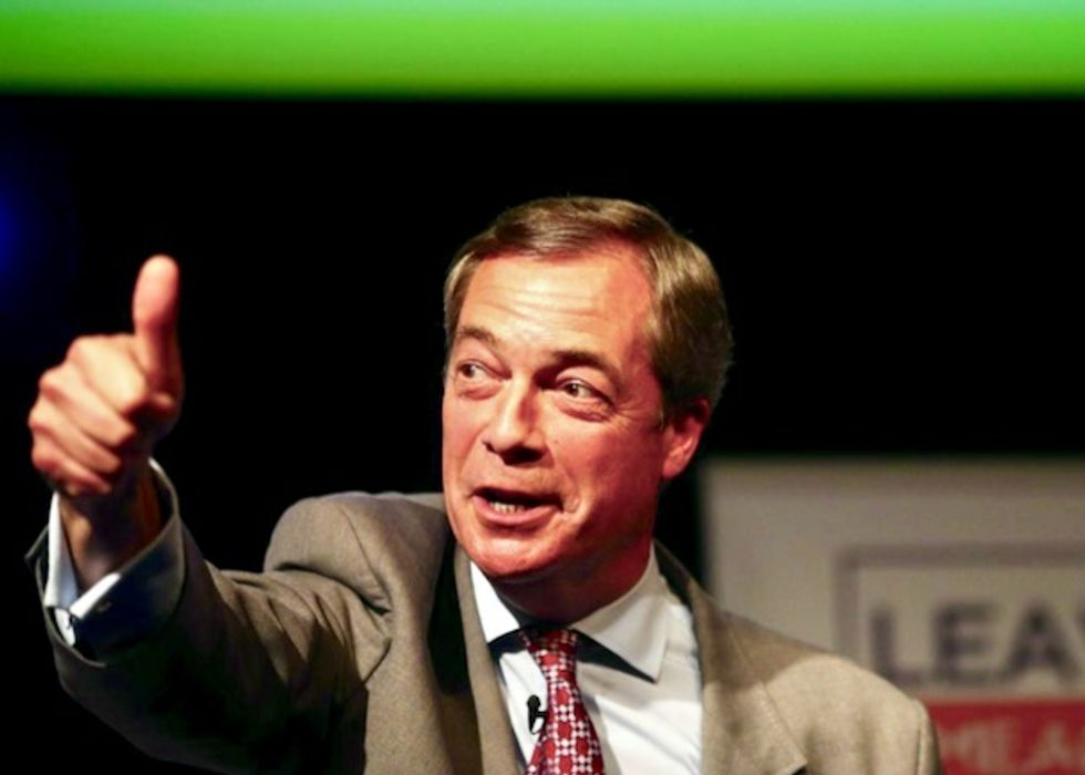 Nigel Farage triumphs: Survey reveals what drove voters to the Brexit Party in the European elections