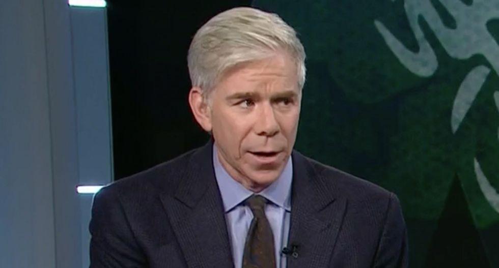 CNN's David Gregory slams President Trump's weak response to authoritarian regimes: 'He has to be bigger'