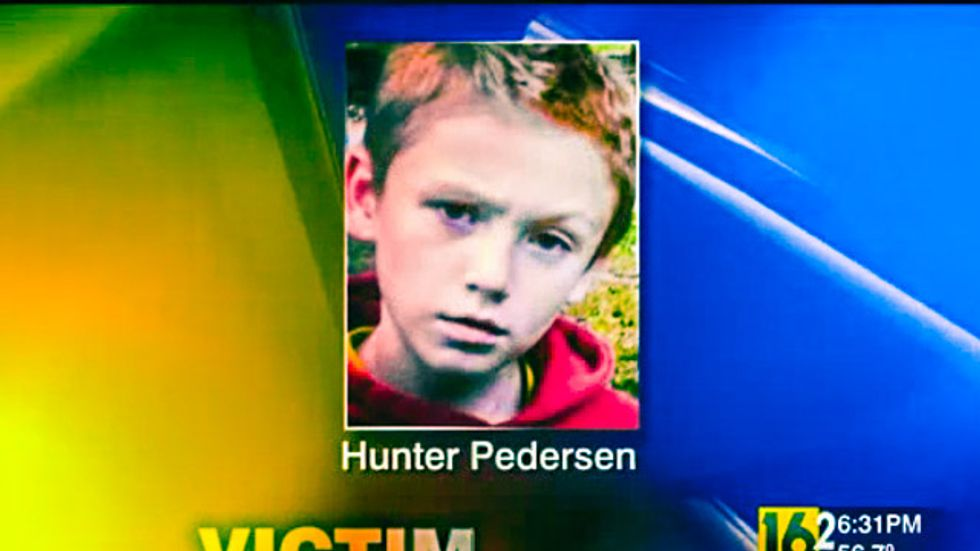 PA man shoots 11-year-old nephew dead while demonstrating laser sight on his forehead