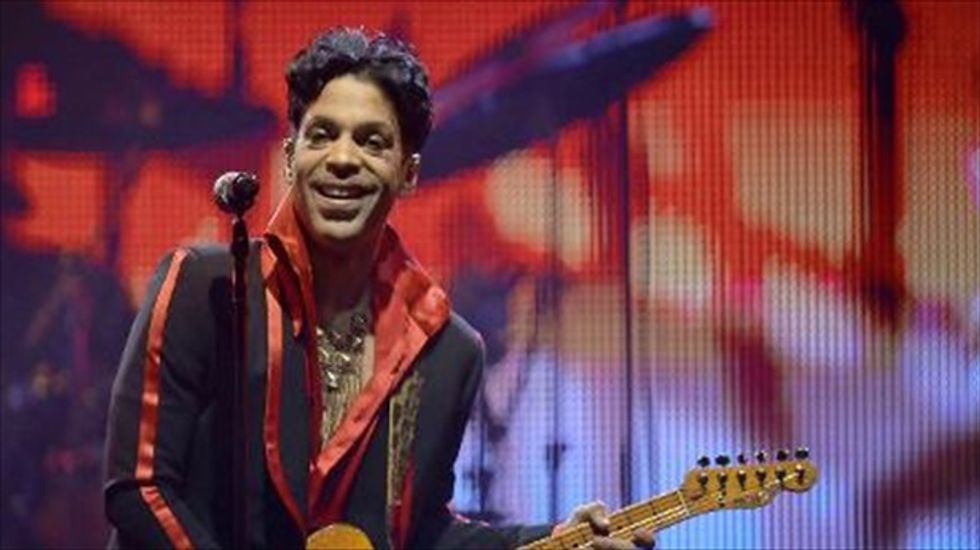 Prolific Prince goes funk, rock, sci-fi with two albums