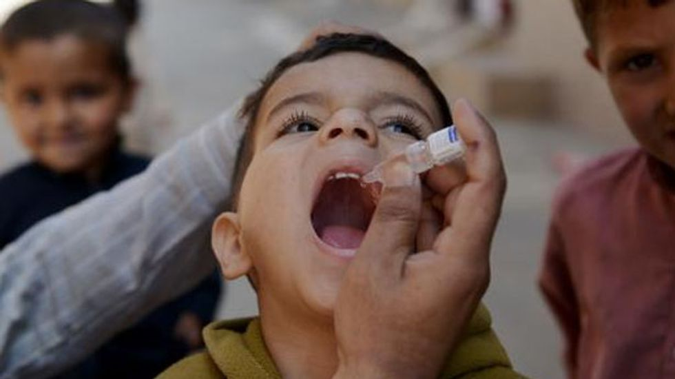 Polio cases spike in Pakistan over vaccination conspiracy theories