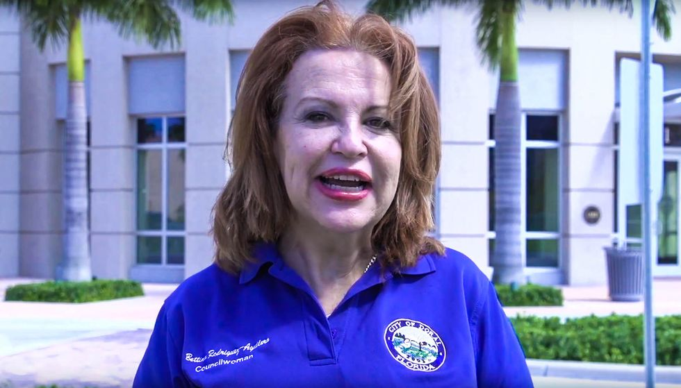 Miami Herald throws support behind Republican who says she was abducted by aliens