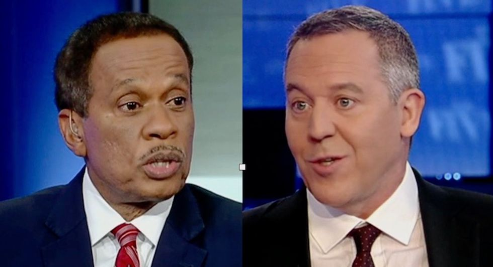 Fox News host Juan Williams accused of being 'a token' by white co-host and all hell breaks loose