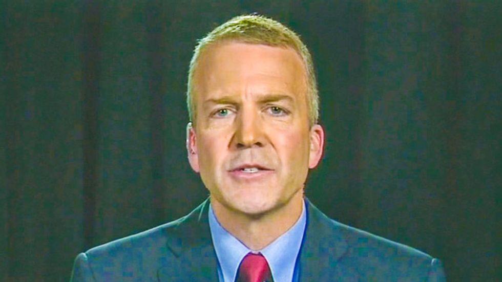 US Senator Mark Begich concedes defeat to Republican Dan Sullivan in Alaska senate race