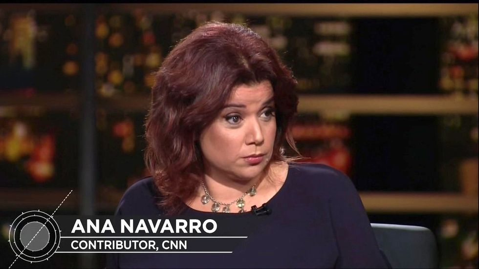 Ana Navarro: 'Racist, misogynist, lying pig' Trump takes more positions 'than the Kama Sutra' on issues