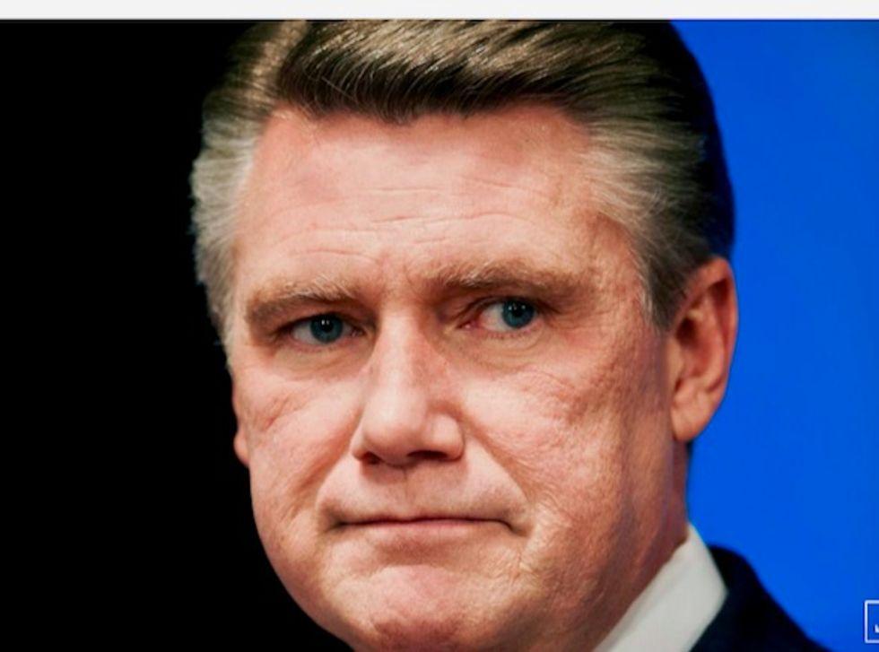 North Carolina Republican Mark Harris calls for new US House election