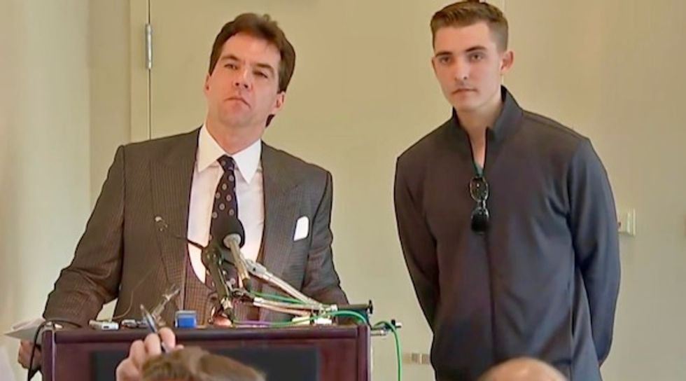 Right-wing robocallers Jacob Wohl and Jack Burkman hit with 15 new felony charges one day after testifying in related case