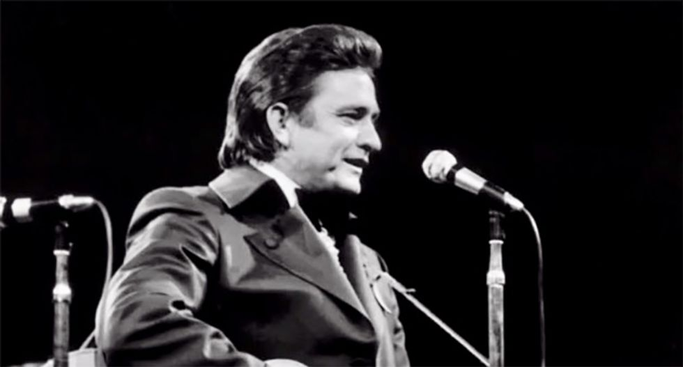 'Won't Back Down': Johnny Cash's record label sends cease order to white nationalist radio station