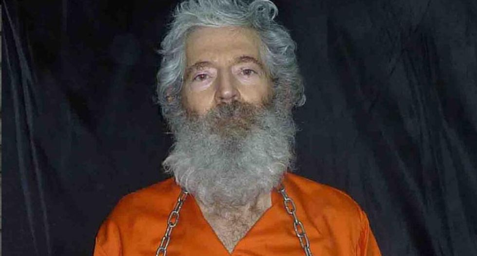 White House pledges to bring American Levinson back from Iran