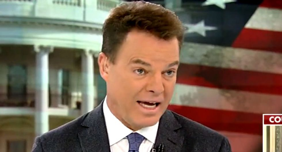 'Omission is usually a crime': Fox's Shep Smith blasts White House for defending Kushner's foreign contacts