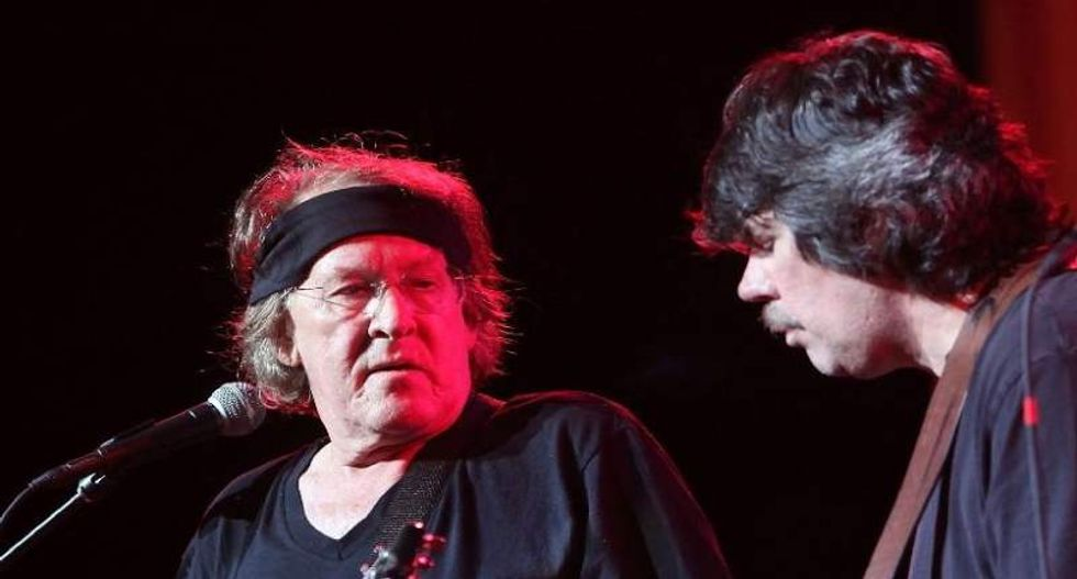 Jefferson Airplane co-founder Paul Kantner dies at 74