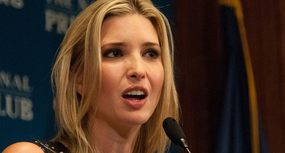 Distributor rebranded Ivanka's clothing line without her knowledge -- and dumped it at a discount retailer