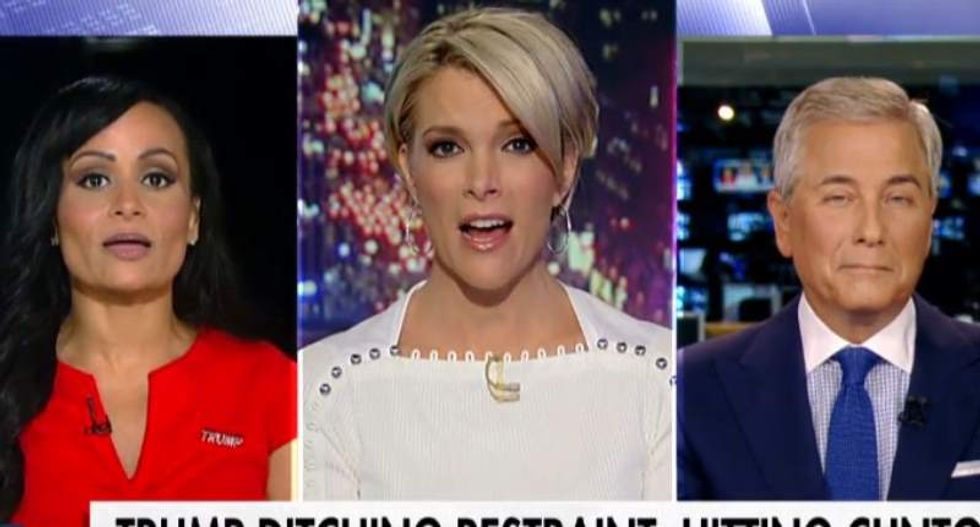 Megyn Kelly schools Katrina Pierson: The media didn't 'force' Trump to be a birther