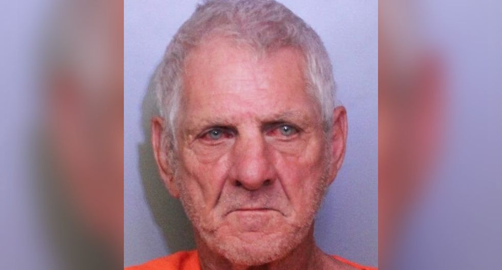 Florida man crashes lawnmower into police car – then accuses cops of poisoning him and starts spewing racial slurs