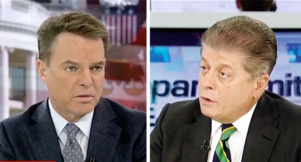 Fox News' Shep Smith and Andrew Napolitano agree: The Trump campaign colluded with Russia