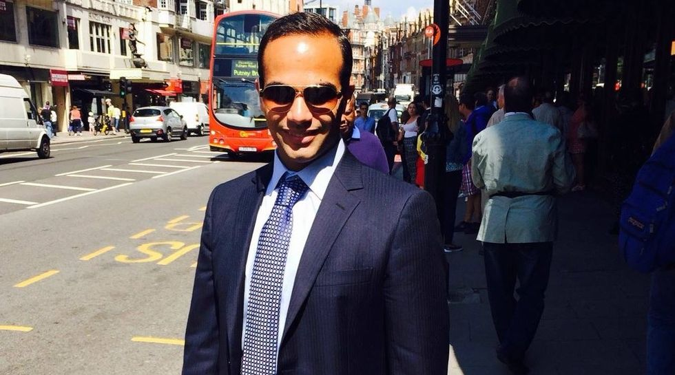 Fiancée says George Papadopoulos 'constantly' in touch with Bannon and Flynn — and he's got emails to prove it