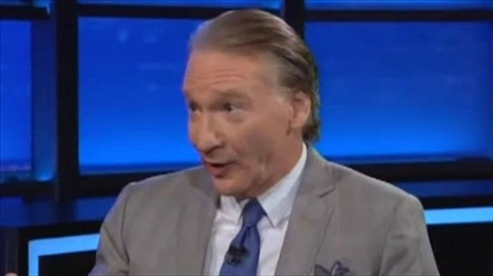 Bill Maher: Let's put to rest the 'myth' that America welcomes immigrants