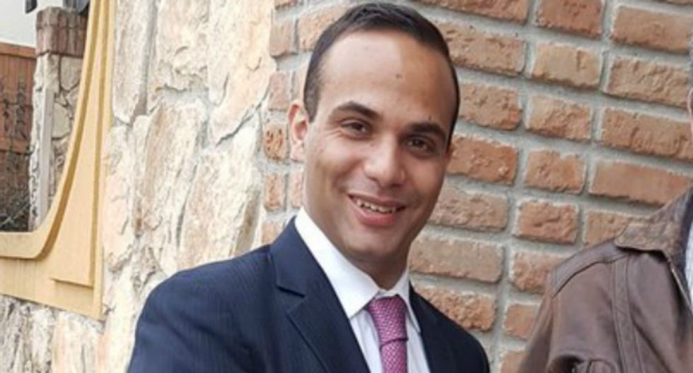 Former Trump campaign aide George Papadopoulos will be sentenced in September