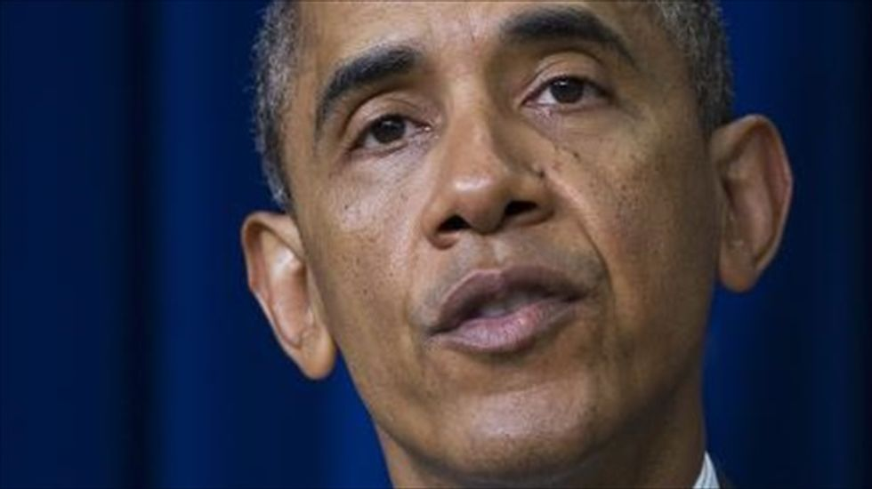 Obama vows: 'I'm going to have to act alone' in immigration standoff with House GOP