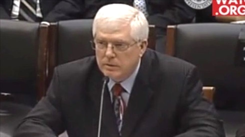 Grilled by Congress, antigay attorney denies support for Russia's LGBT crackdown