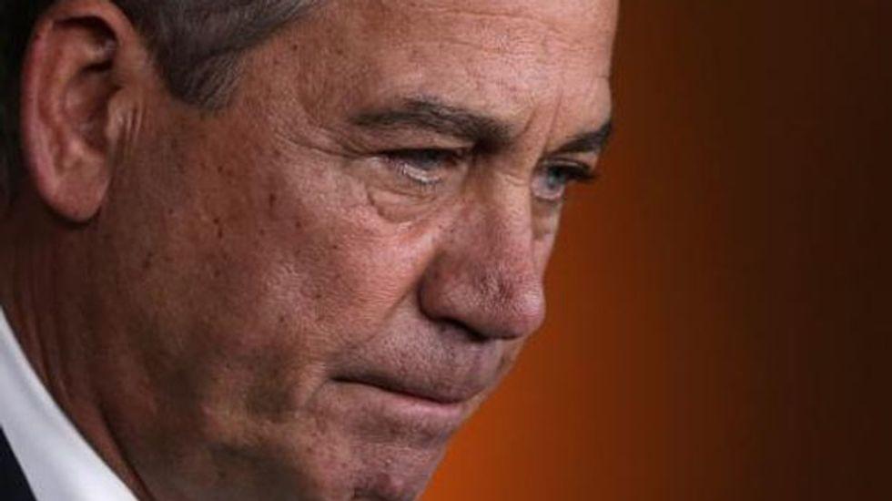 John Boehner defends Netanyahu speech to Congress