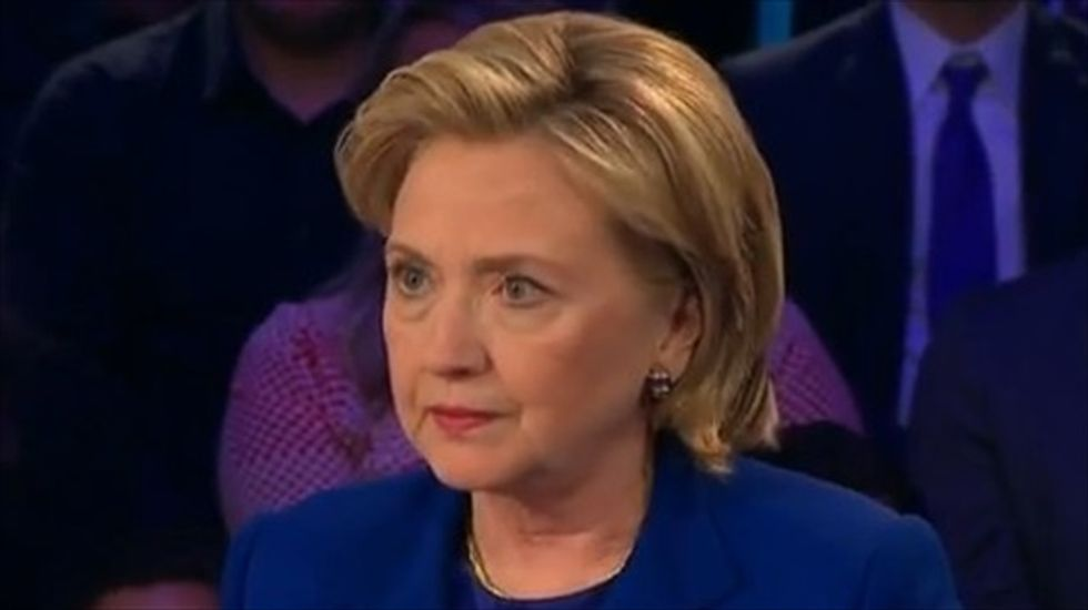 Hillary Clinton: We can't let gun-loving minority 'terrorize' the rest of the country